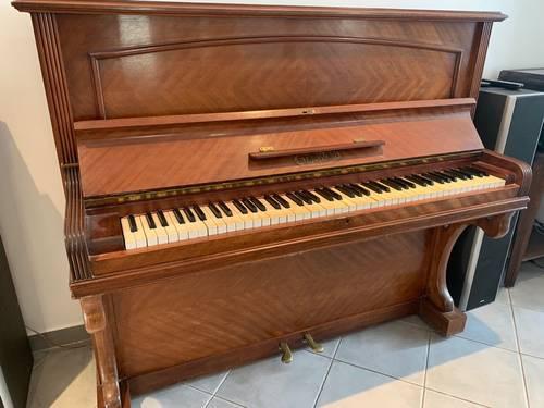 Piano - Marseille
