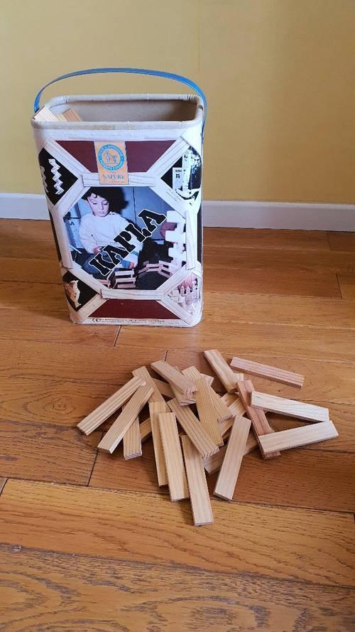 KAPLA jeu de construction pour enfant à partir de 6ans