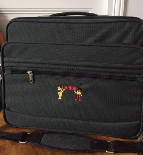 Grand sac valise Haribo