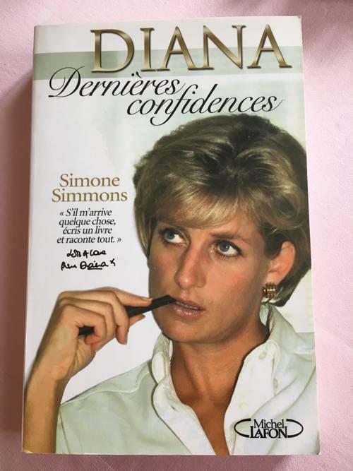 Dernières confidences de Diana