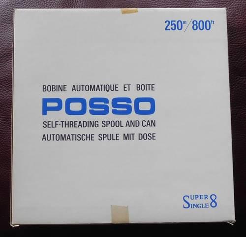 Boîte pour bobine Posso (250m.)