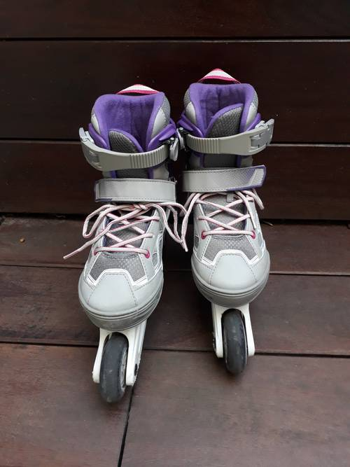 Vends Rollers fille Decathlon taille 35-38