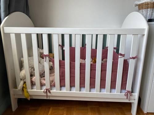 Vends lit bébé