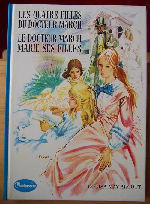 Les Quatre Filles du docteur March - Le docteur March marie ses filles