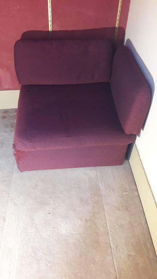 Vends canapé-lit une place