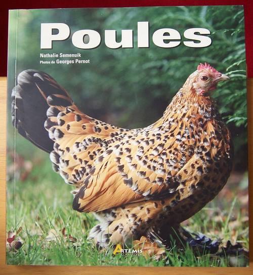Poules - Nathalie Semenuik (bon état)