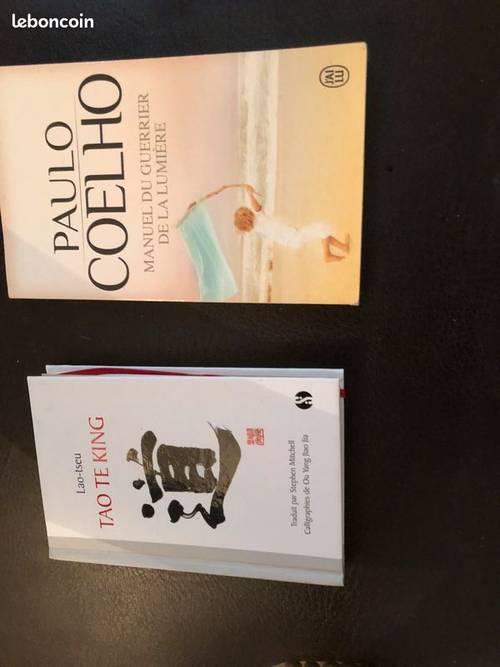 2lives de la littérature chinoise Paul Coelho et tao king