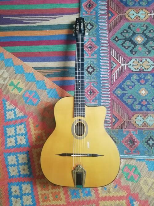 Guitare Manouche Castelluccia