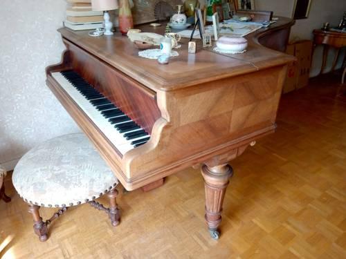 Vends piano ancien Erard