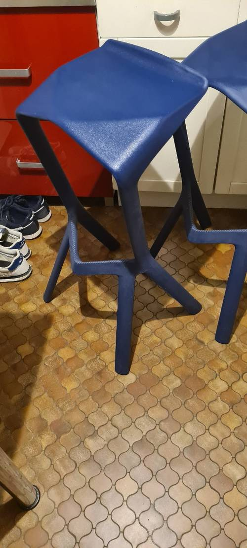 Paire de tabourets design by Marcus