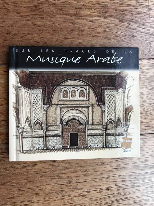 À vendre CD et guide «Sur les traces de la musique arabe»
