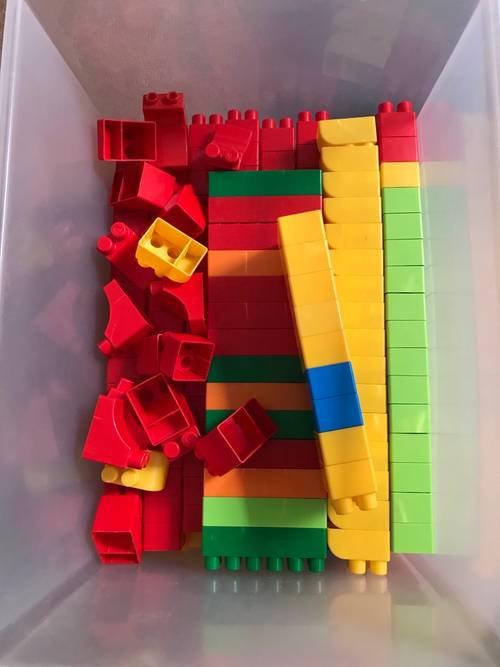 Briques de construction: 346pièces