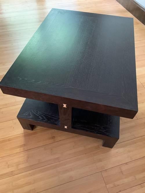 Table de salon Roche Bobois