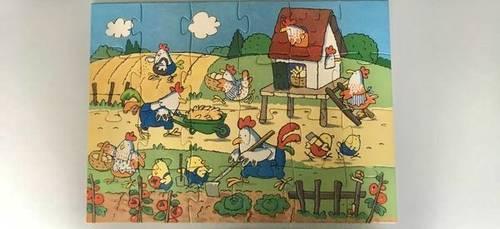 Vends puzzle Djeco