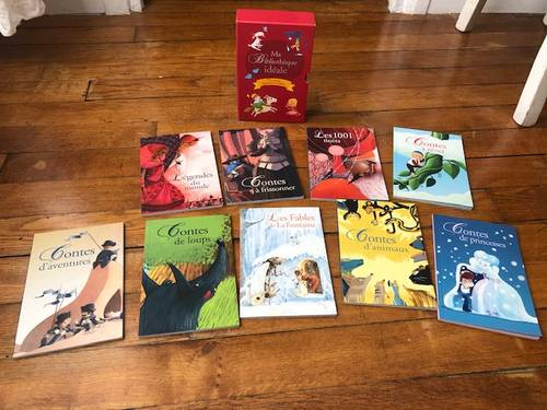 Vends livres enfants