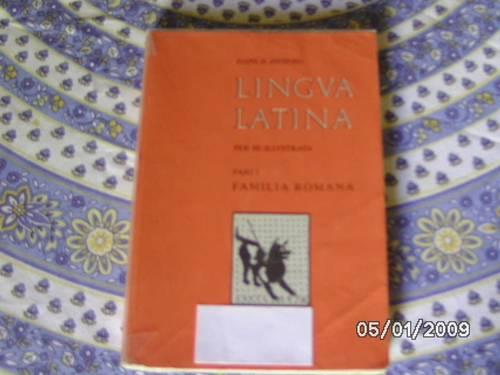 Vends Lingua Latina