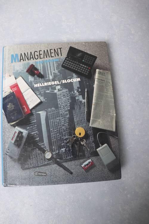 Livre de management en anglais