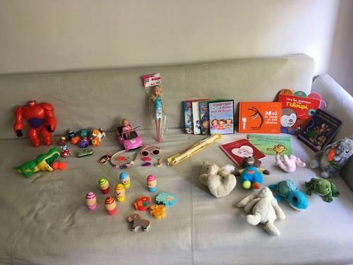 Lot de jouets petit enfant: l'ensemble super cadeau d'anniversaire