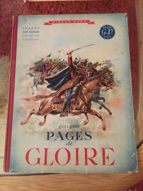 Quelques pages de gloire