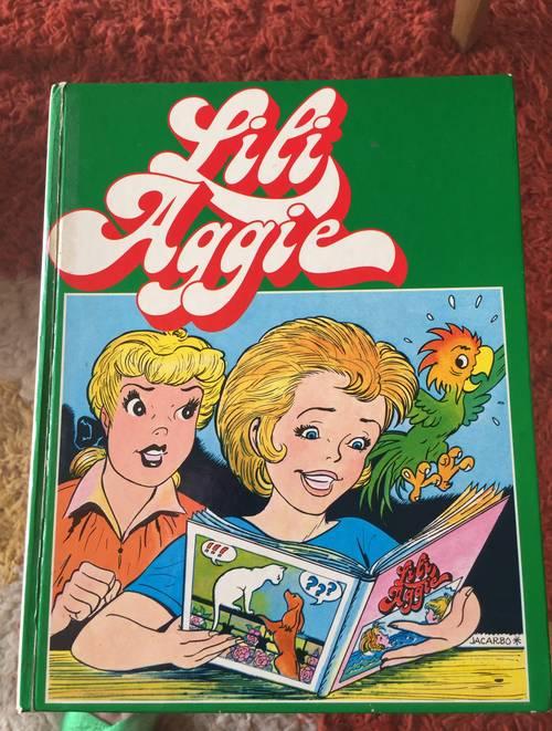 """Vends magazine """"Lili-Aggie"""" N°1à 10cartonné Année 1979"""