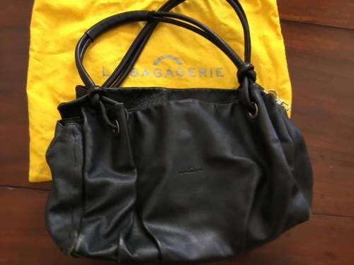 Vends sac La Bagagerie noir