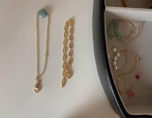 Vente bijoux fait maison