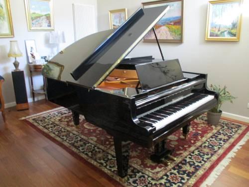 Piano 1/4de queue Bosendorfer