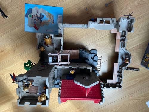 Vends Playmobil Château fort 6000