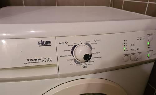 Lave-linge Faure