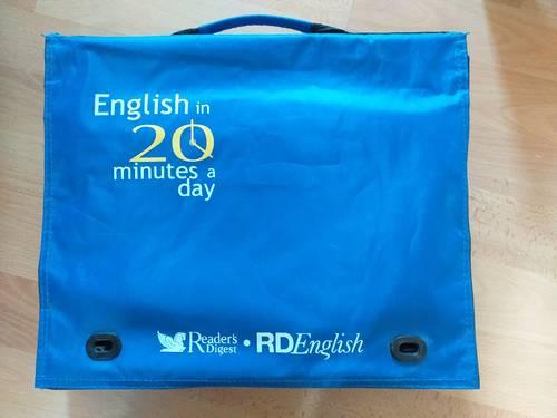 "Vends méthode neuve ""English in 20mn a day"""