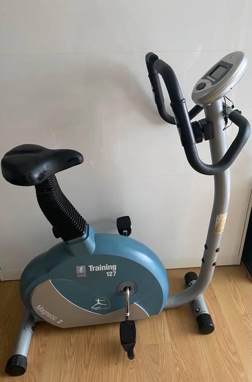 Vélo appartement Training 127