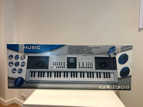 Clavier (piano) électronique pour enfant