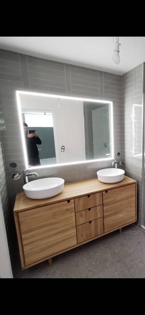 Meuble salle de bain Tikamoon