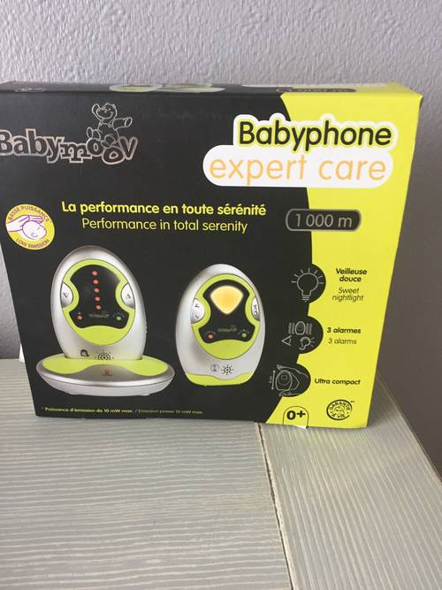 Vends baby phone