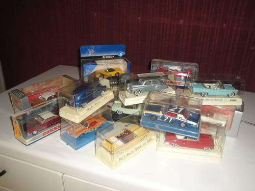 Miniatures americaines