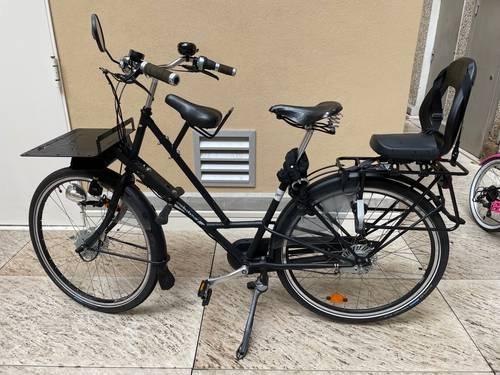 Vends vélo électrique portage 2enfants excellent état