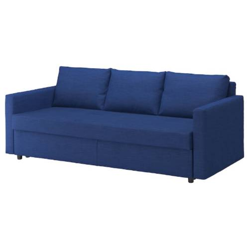 Vente canapé-lit bleu nuit