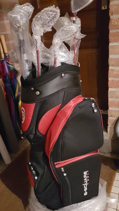 Materiel de golf neuf