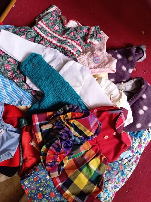 Vends vêtements de poupée, lot n° 2