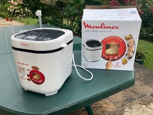 Vends machine à pain