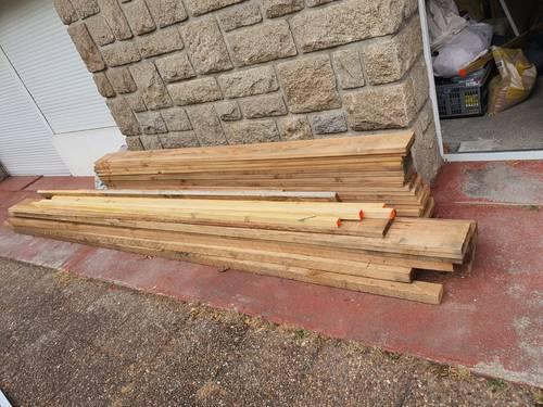 Planches de bois Douglas