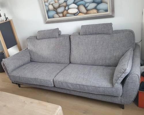 Canapé et pouf coffre poltron e sofa