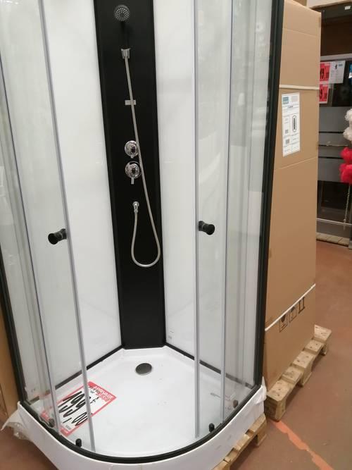 Cabine de douche neuve