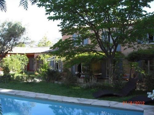 Loue maisons 8-9personnes à Toulon-Piscine