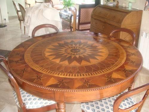 Table de salle à manger XIXème