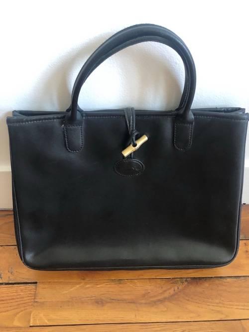 Sac roseau Longchamp