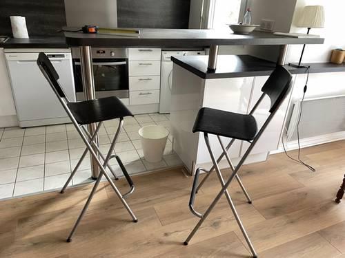 Vends chaises/bar