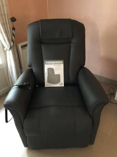 Vends fauteuil électrique grand confort Vermeiren Ontario