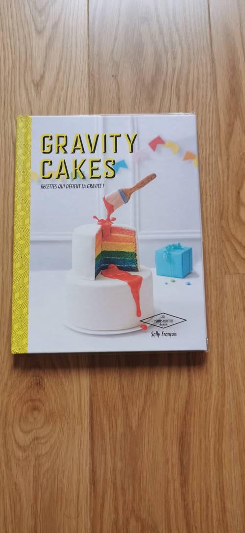 Livre neuf Gravity Cakes