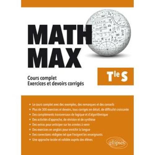 Propose: Math MAX terminale S